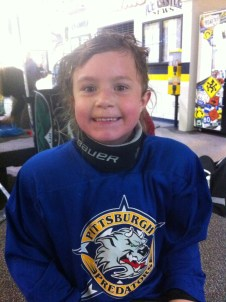 youth hockey busy weekend