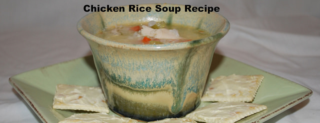 Chicken Rice Soup Recipe