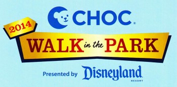 CHOC Walk in the Park at Disneyland Resort