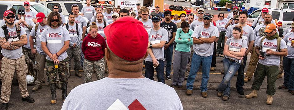 Team Rubicon veterans provide relief