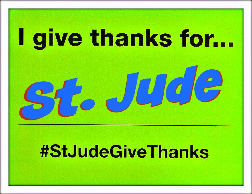 St. Jude Thanks and Giving