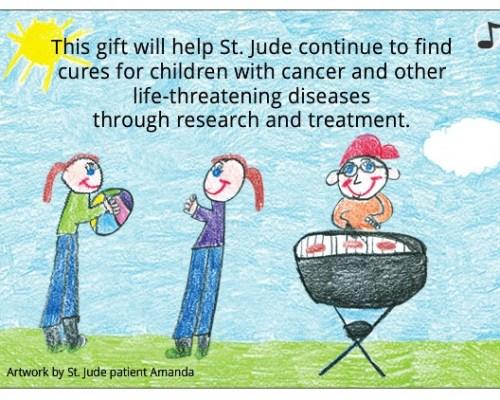 Donate St. Jude