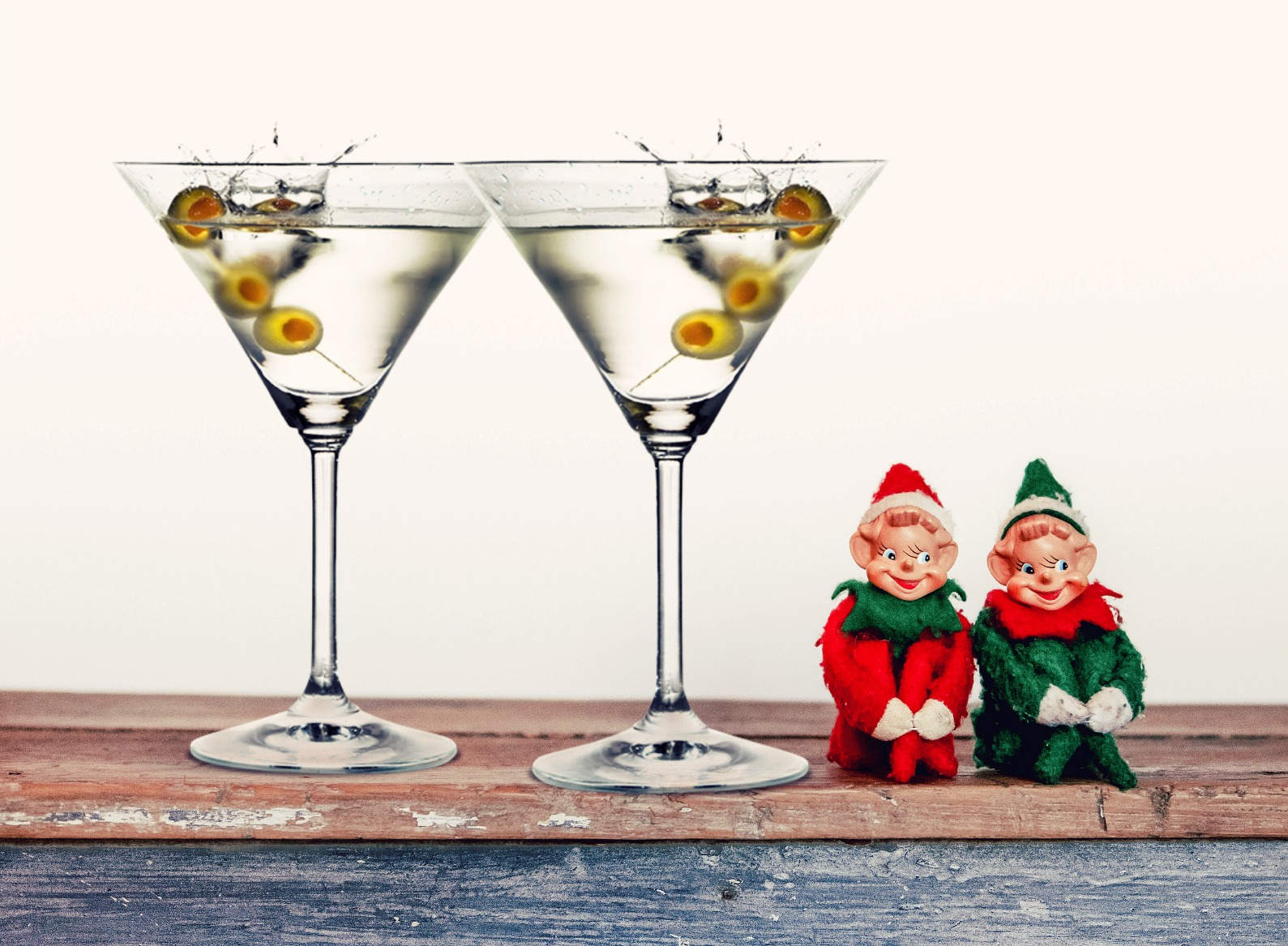 The Drunk on the Shelf: Drinking and Holidays