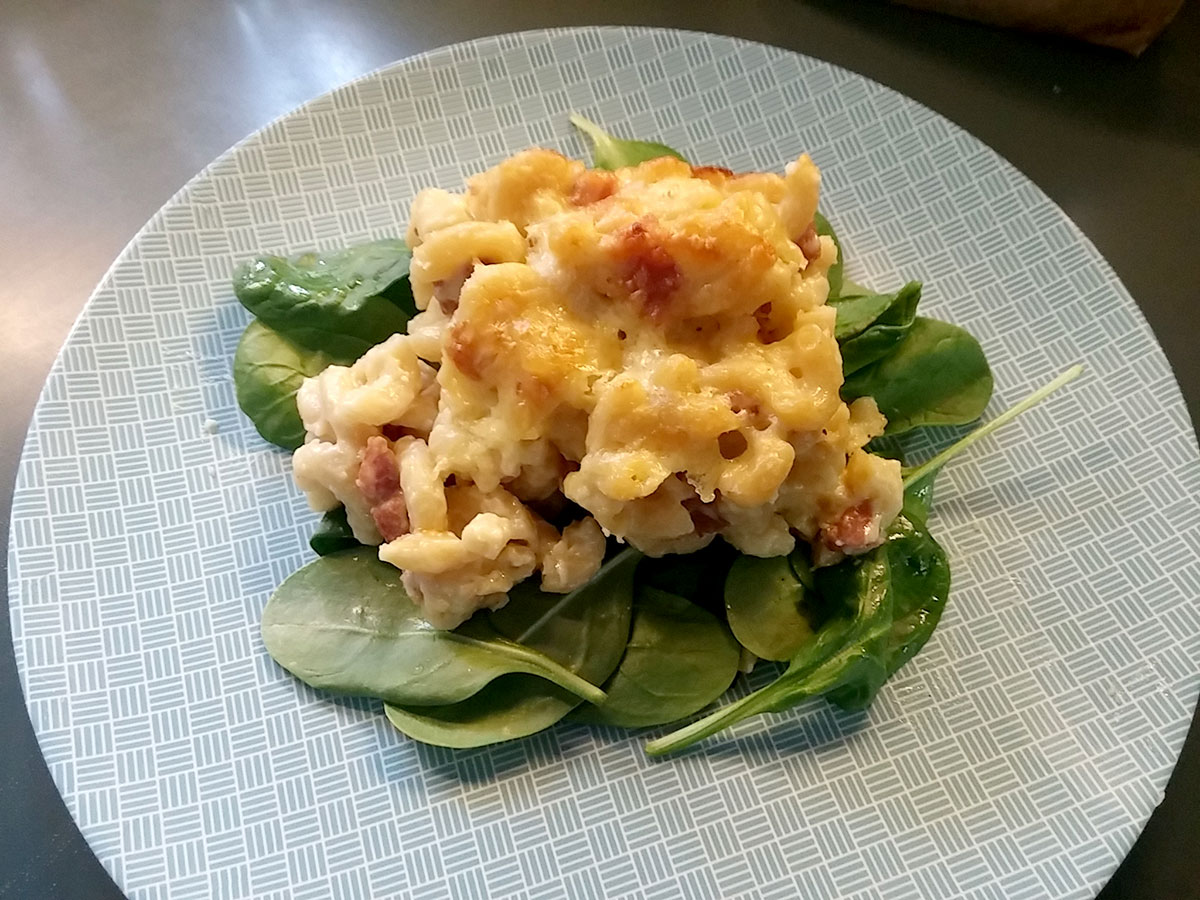 Circean Macaroni and Cheese