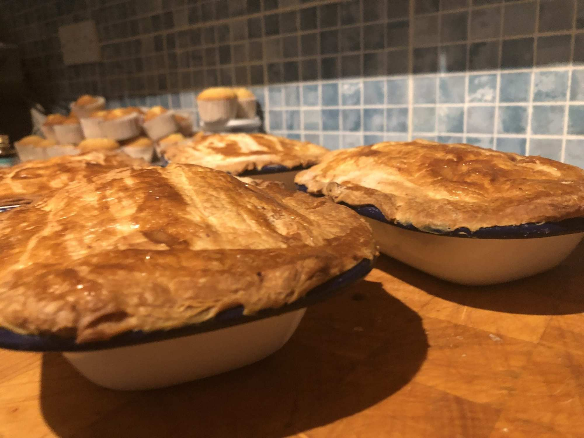 Beef and Guinness pie recipe