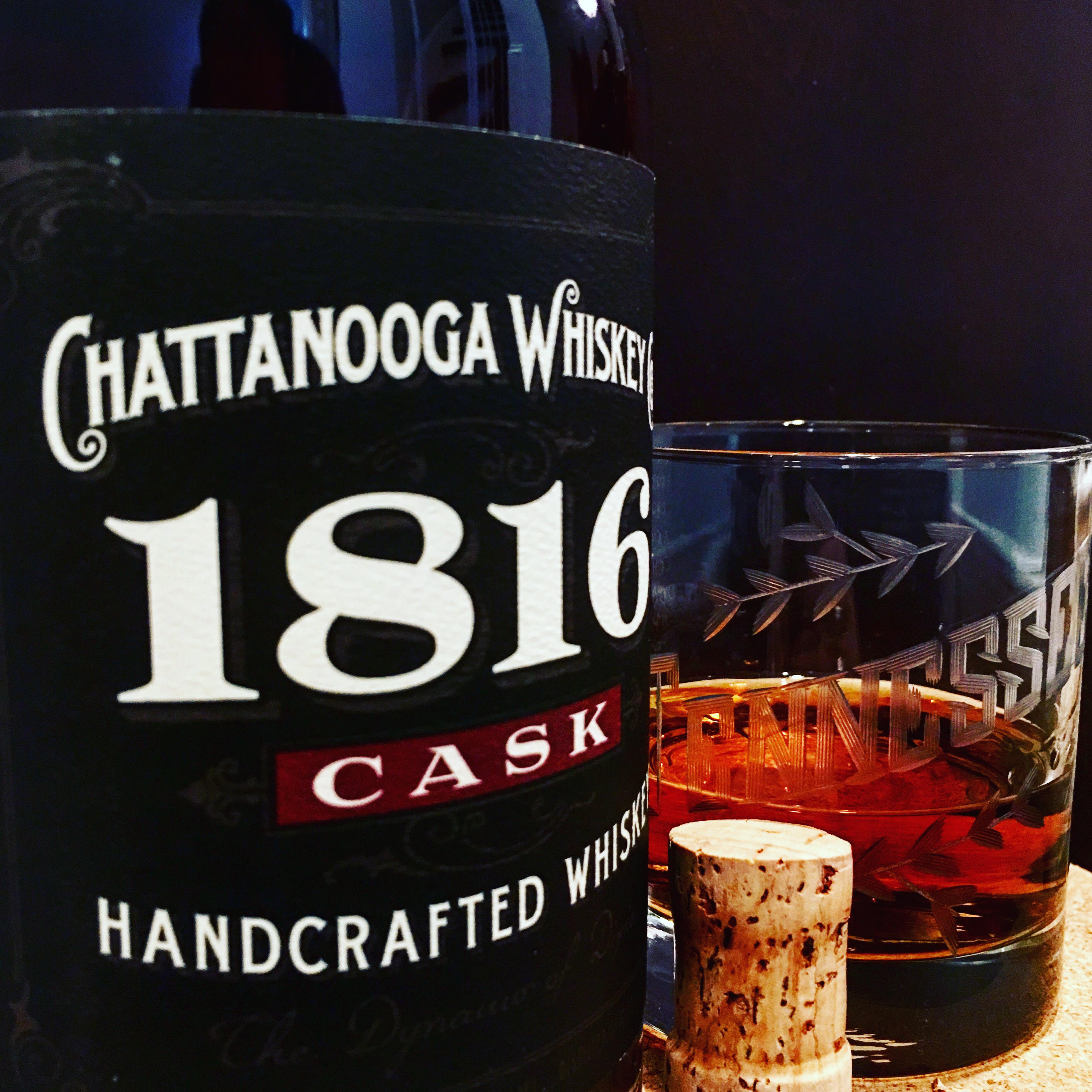 Chattanooga Whiskey 1816 Cask