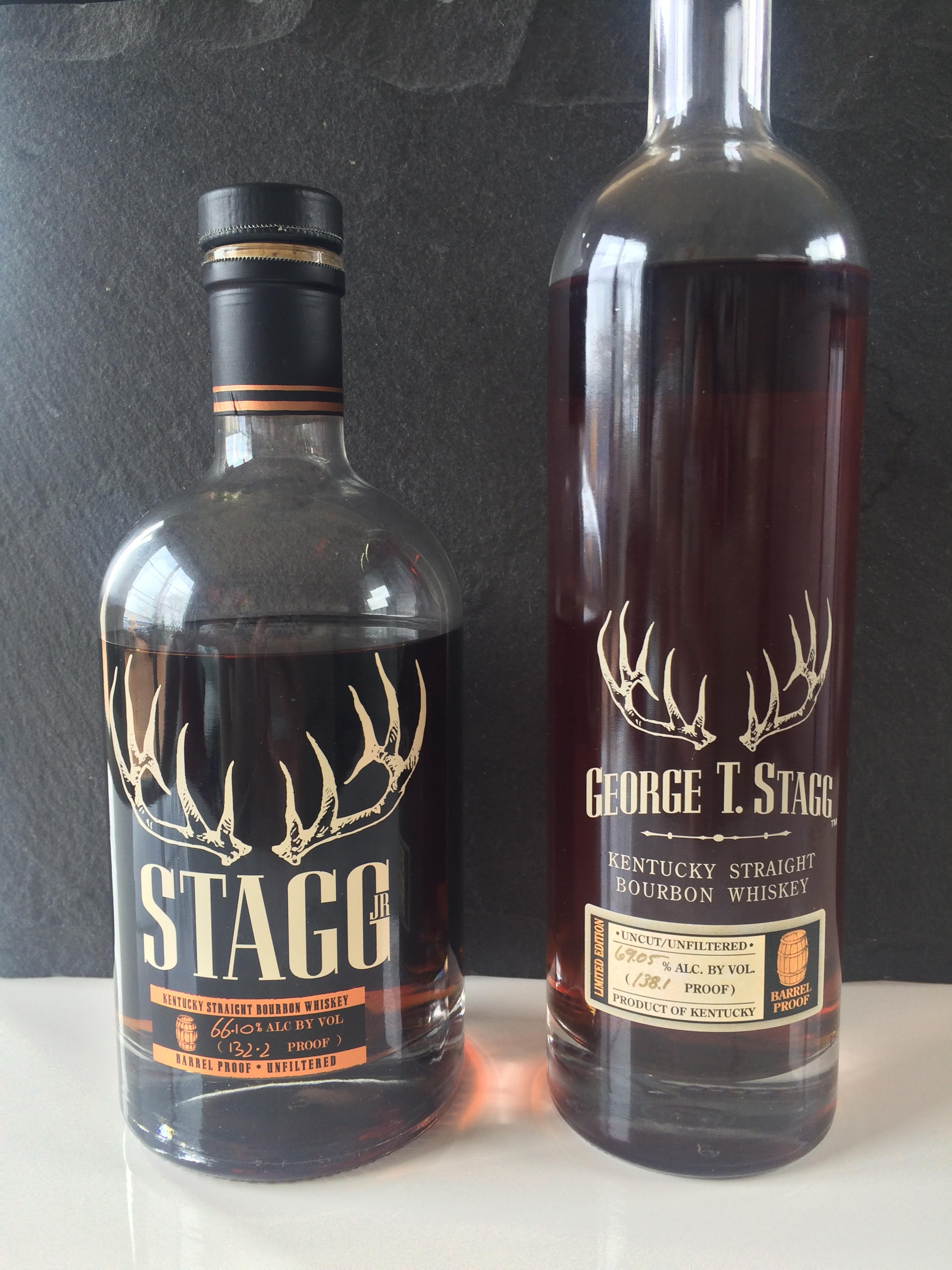 George T. Stagg vs. Stagg Jr.
