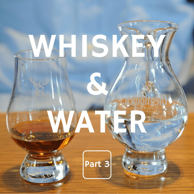 Whiskey and Water, Part 3: Frozen H₂O