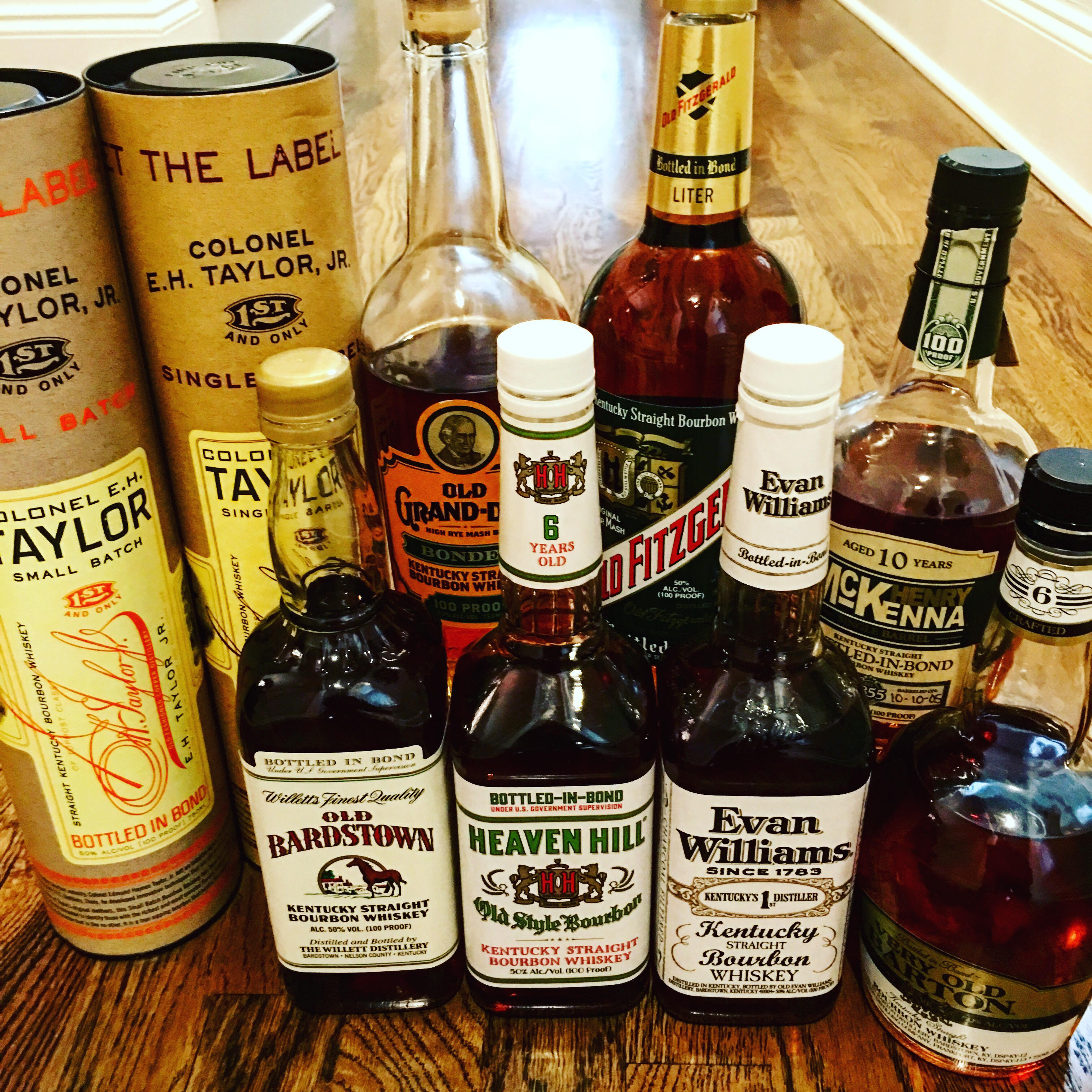 Bottled-in-Bond Challenge: Chapter 1