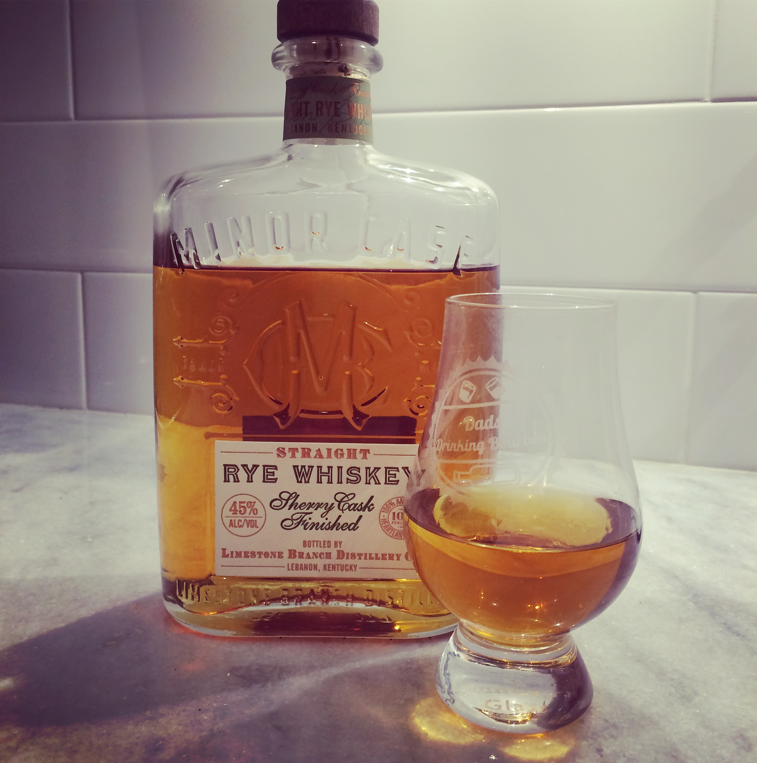 Minor Case Straight Rye Whiskey (Sherry Cask Finish)