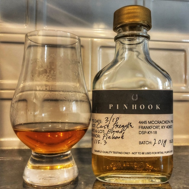 Pinhook Bourbon Country Cask Strength