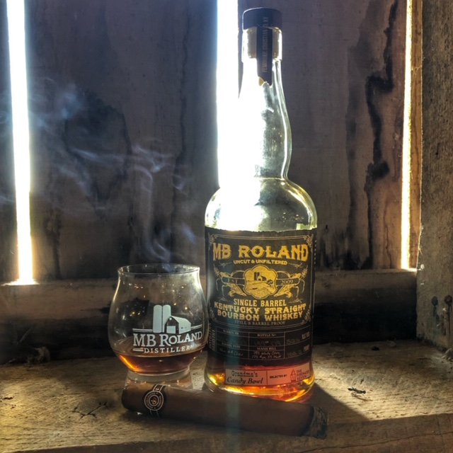 The Firewater Review Takes Over at MB Roland