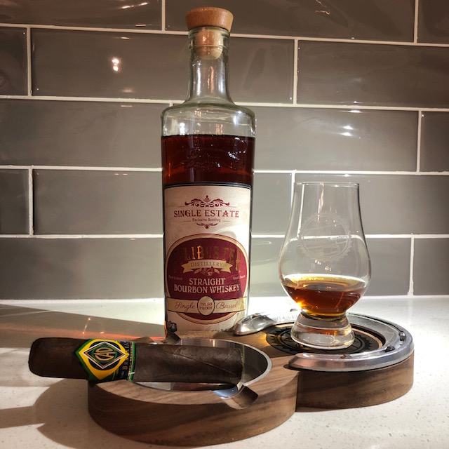 Filibuster Single Estate Straight Bourbon Whiskey