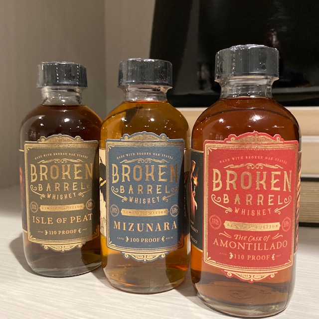 Broken Barrel Spirits