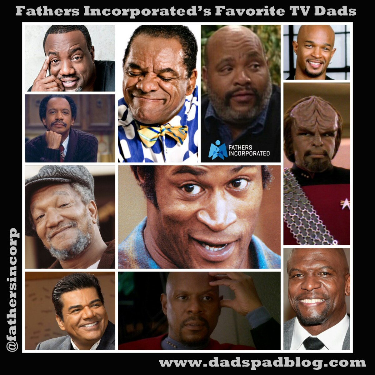 Fathers Incorporateds Favorite Tv Dads
