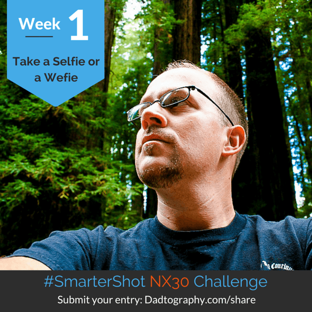Week 1 Challenge: Selfie or Wefie