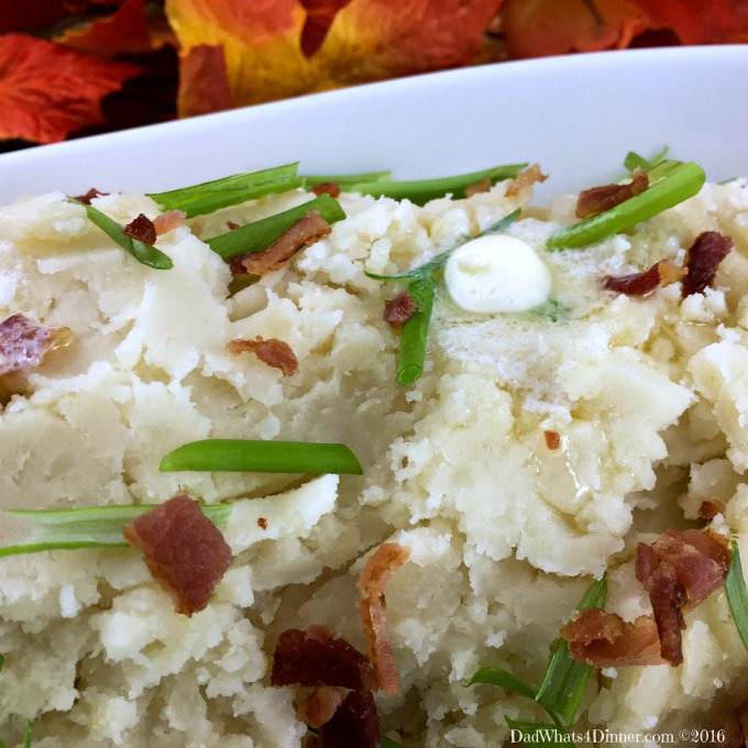 This Thanksgiving you can concentrate on the rest of dinner when you cook these Creamy Slow Cooker Mashed Potatoes in your crock pot.