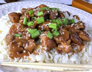 When you are tired of takeout, this recipe for Crock Pot Bourbon Pork will hit the spot. Easy, economical and perfect for a weeknight family meal.