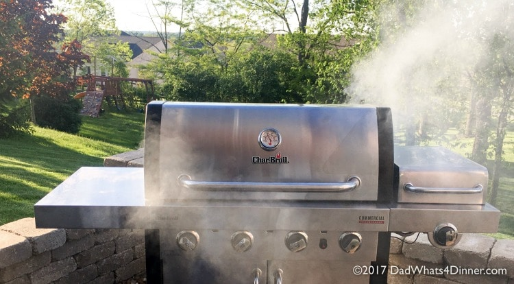 You will be the master of your backyard when you learn how to Grill the Perfect Steak using Char-Broil's Commercial Series TRU-Infrared Gas Grill! #NowYoureCookin @Char-Broil #ad