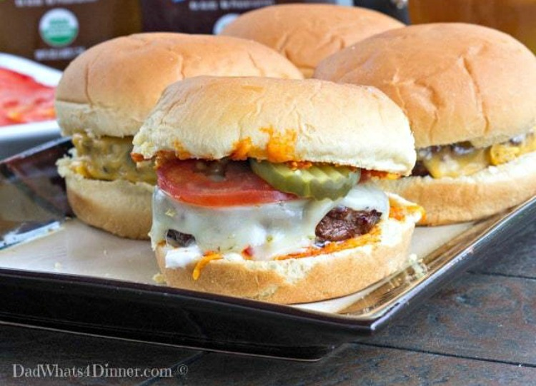 Best Memorial Day Hamburgers plus Grill Cleaning Guide @BBQWeek