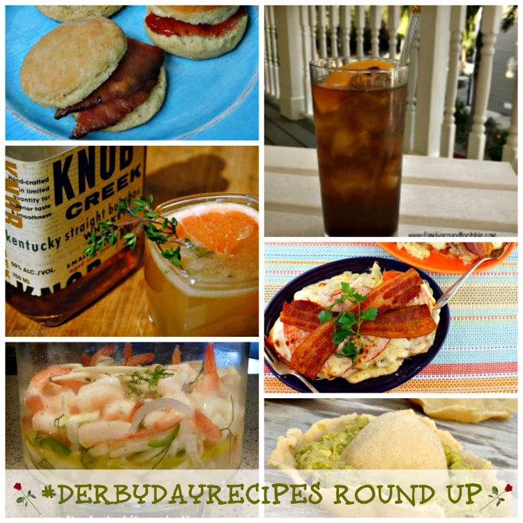 #DerbyDayRecipes Round Up