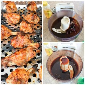 It is time to get your home ready for summer and keep the grill fired up by making these Grilled Honey Chipotle Wings. Sweet with a little heat!