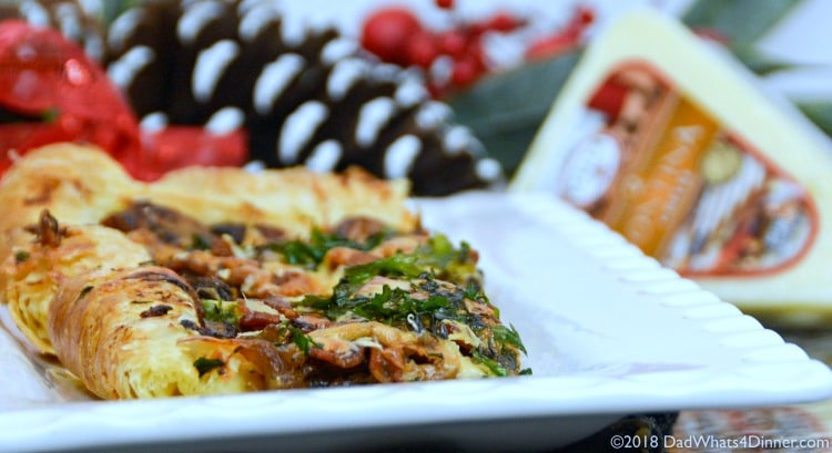 Caramelized Onion Bacon Cheese Tarts