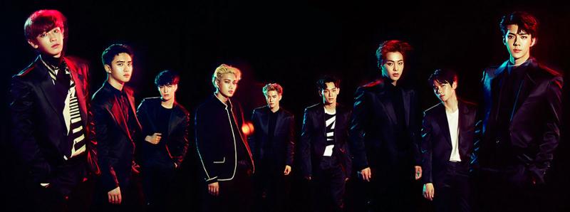 EXO anunță revenirea lor în vară