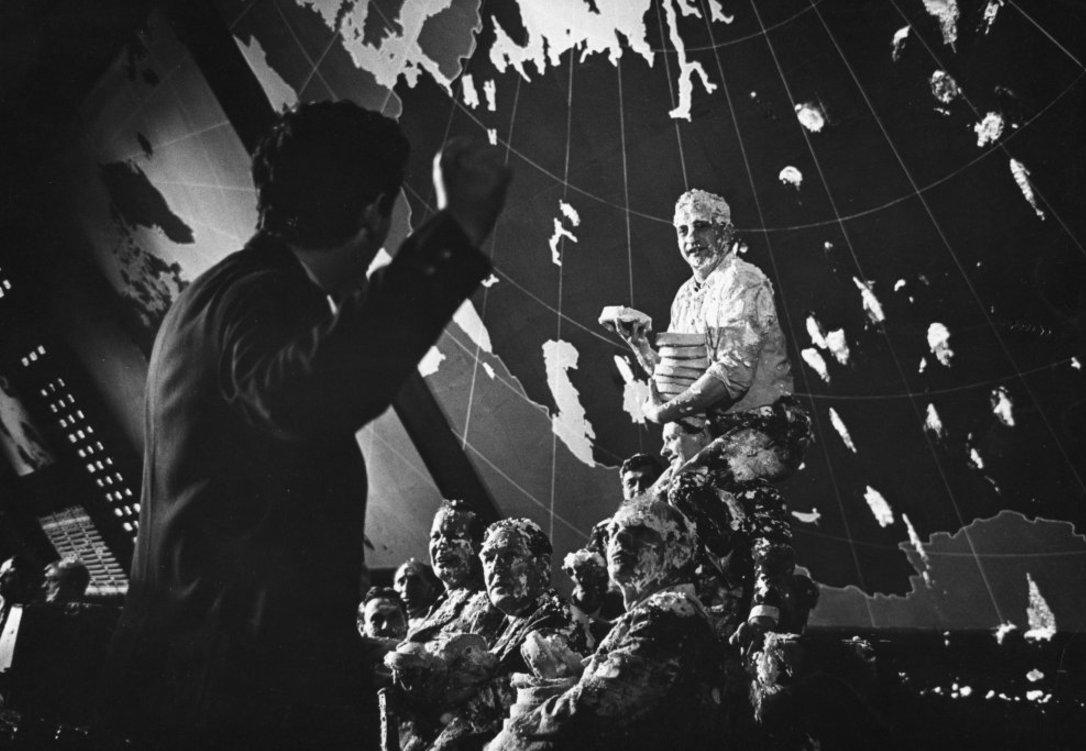 How to Celebrate Pi Day Like Dr. Strangelove