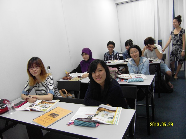 Learn Easy Korean language at Daehan Korean language centre