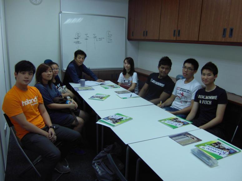 Learn easy Korean at Daehan Korean Language Centre