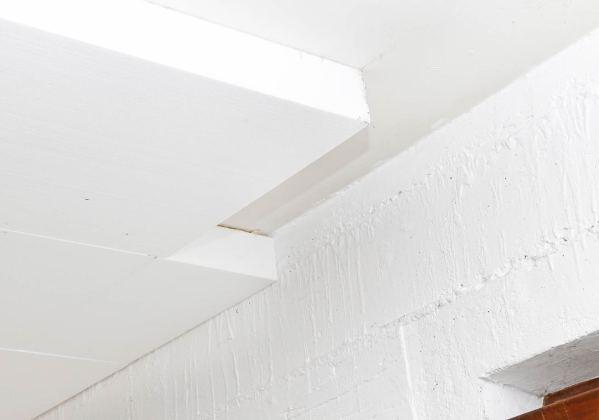 Kellerdeckendämmung mit STYRODUR 2800 C Hartschaumplatte – 1250 x 600 mm