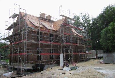 Dämmtechnik Neuhaus - Fachbetrieb - Baustelle in Goldenstedt