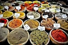 Spices, Jerusalem