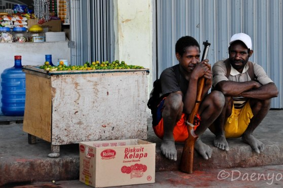 Market, Wamena