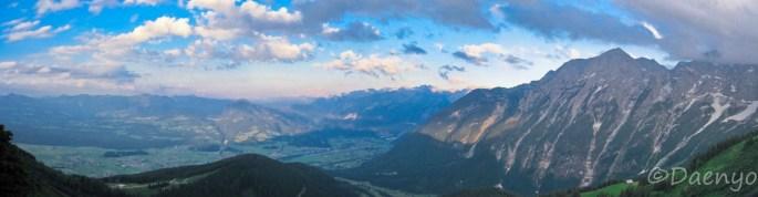 Berchtesgaden Panorama Highway, Germany