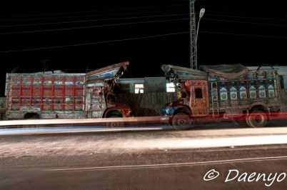 Trucks, Skardu