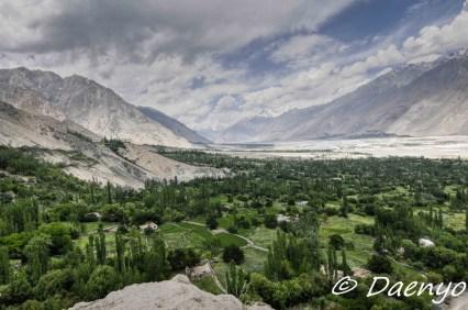 Shigar Valley, Skardu