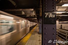 Metro, New York City