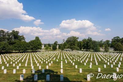 Arlington State Cemetary, Washington D.C.