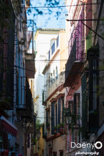 Streets of Sevilla