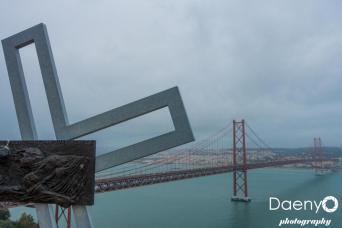 Lisbon Ponte 25 de Abril