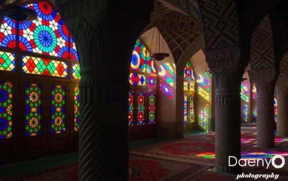 Nasir al-Mulk Mosque, Shiraz