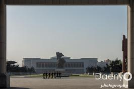 Victorious Fatherland Liberation War Museum in Pyongyang