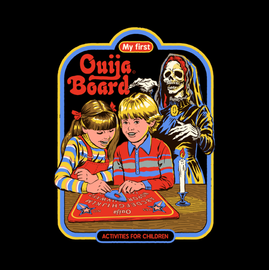 Lets Start A Cult With The Art Of Steven Rhodes Threadless Blog