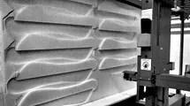 CNC vyrezávanie molitanov