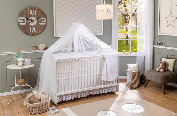Baby-themed bedrooms