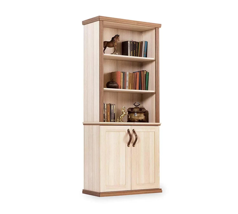 Libreria Design Camera Da Letto libreria per cameretta per ragazzo o bambino - adatta ad una camera da  letto per ragazzo - libreria con ante e scaffale - dimensioni: 75 cm h 182  cm
