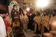 Μέγας Πανηγυρικός Εσπερινός Αγίας Βαρβάρας Δάφνης 2014 (Πηγή agiabarbaradafnis.gr)