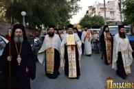 Ι. Ναός Αγ. Φωτεινής Υμηττού_litania 2017_1